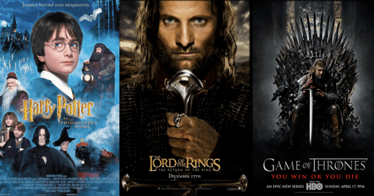 Where Are All The Good Fantasy Films